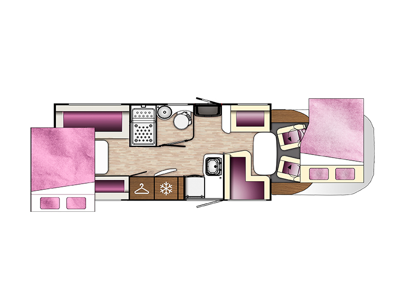View the BENIMAR TESSORO 482