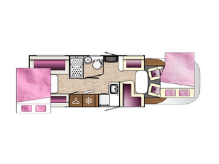 Tessoro 482 Floorplan