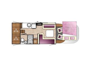 Tessoro 486 Floorplan