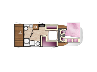 Tessoro 483 Floorplan