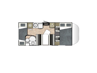 Primero 313 Floorplan