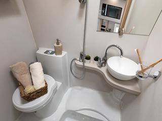 Majestic 196 Bathroom