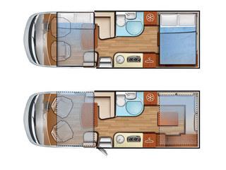 K.Yacht 80 Floorplan