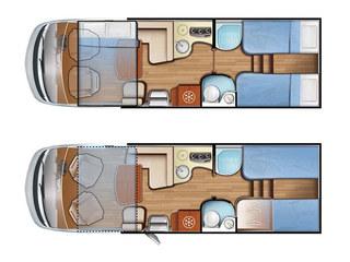 K.Yacht 85 Floorplan