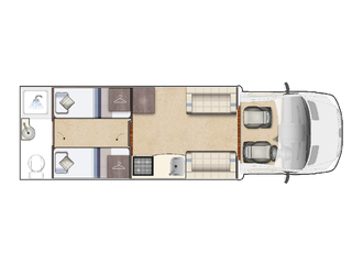 Burford Duo Floorplan