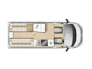 Warwick Duo Floorplan
