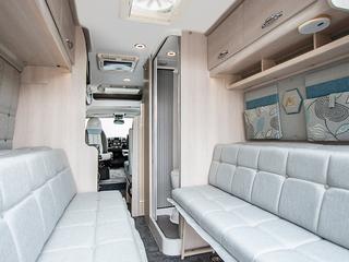 Fairford Plus Rear Seating