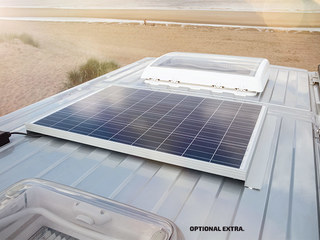 Optional Solar Panel