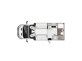 Tribute F60 Floorplan