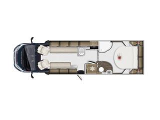 Comanche HB Floorplan