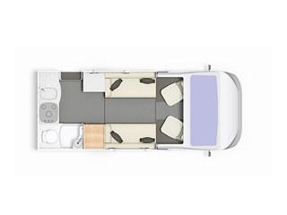 Autoquest 115 Floorplan