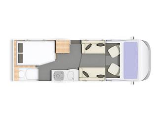 Autoquest 155 Floorplan