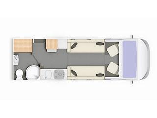 Autoquest 175 Floorplan