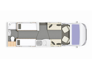 Autoquest 185 Floorplan