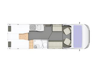Autoquest 194 Floorplan
