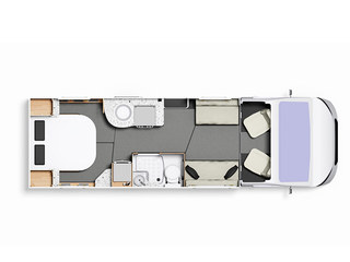 Encore 250 Floorplan