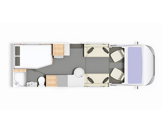 Encore 255 Floorplan