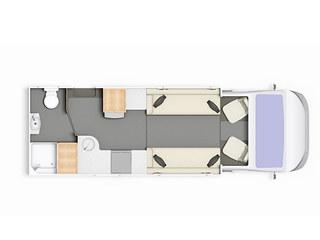 Encore 275 Floorplan