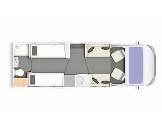 Encore 285 Floorplan