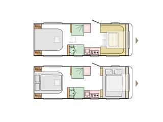 622 DP Dart Floorplan
