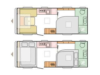 Adora 613 UT Thames Floorplan