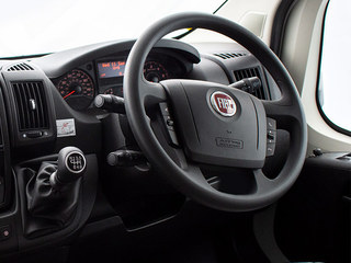 Cab Steering Wheel