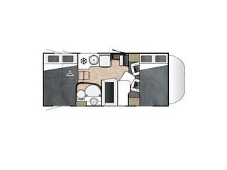 Primero 301 Floorplan
