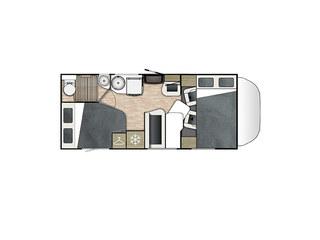 Primero 331 Floorplan