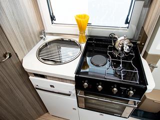Primero 331 Oven and Hob