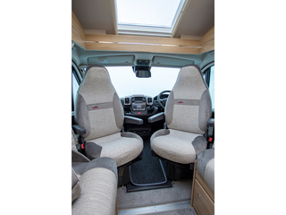 Majestic 155 Cab Seats
