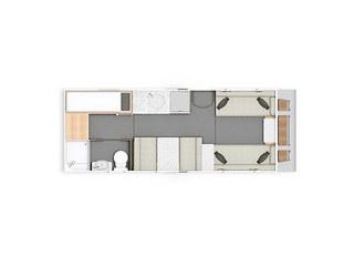 Casita 586 Floorplan