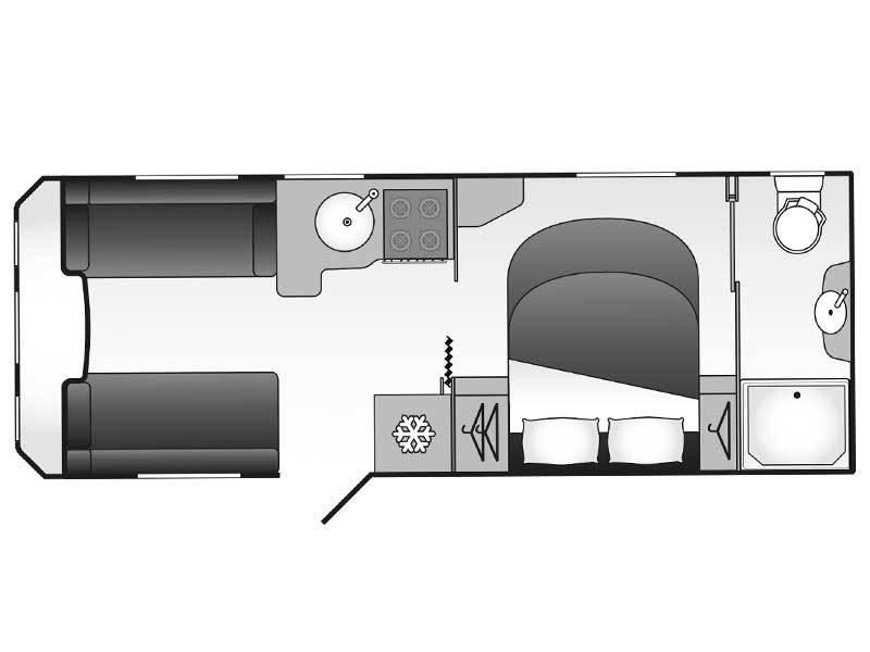 View the COACHMAN LASER 575 XCEL