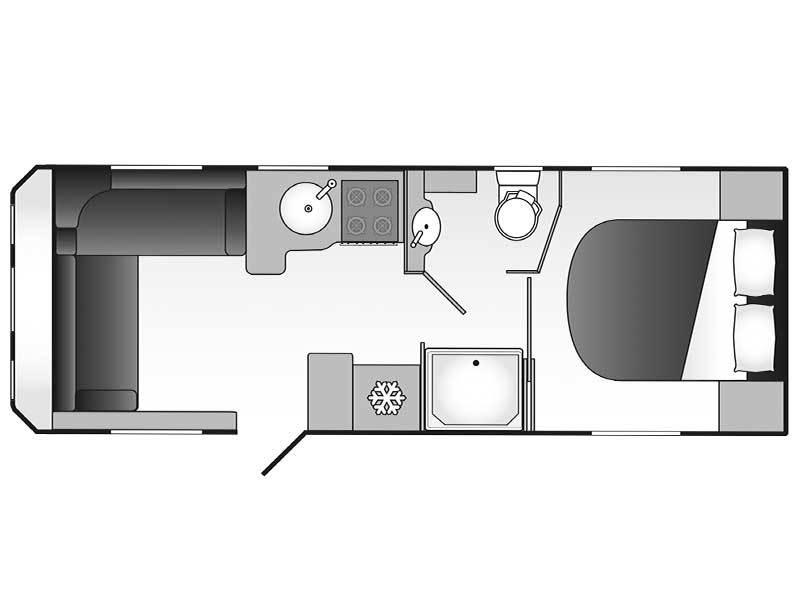 View the COACHMAN LASER XCEL 845