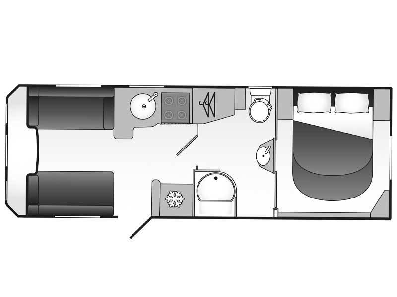 View the COACHMAN LASER XCEL 850