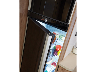Laser fridge