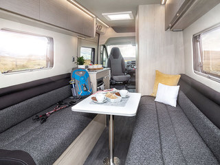 Expedition 66 Rear lounge