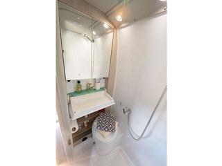 Expedition 66 Bathroom