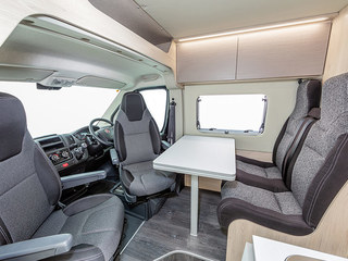 Expedition 67 Front Seating