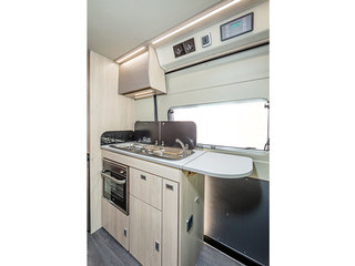 Expedition 67 Oven and Kitchen