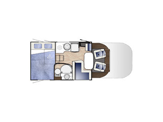 Mileo 201 Floorplan