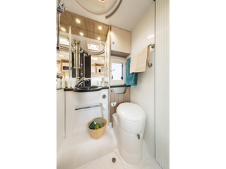 Mileo 201 Bathroom