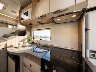 Mileo 201 Kitchen