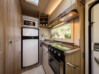 Mileo 202 Kitchen