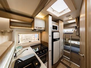 Tessoro 413 Kitchen