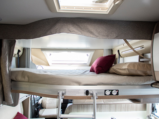 Drop Down Roof Bed