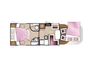Tessoro 494 Floorplan