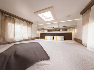 Tessoro 463 Rear Double Bed