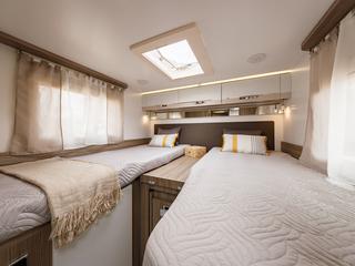 Tessoro 463 Rear Bedroom