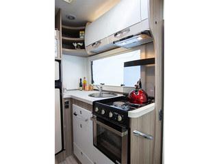 Tessoro 481 Kitchen