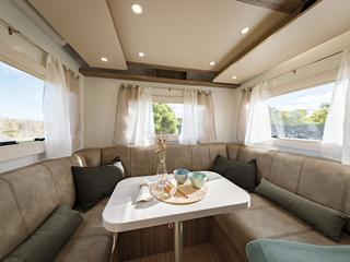 Tessoro 482 U Shaped Lounge